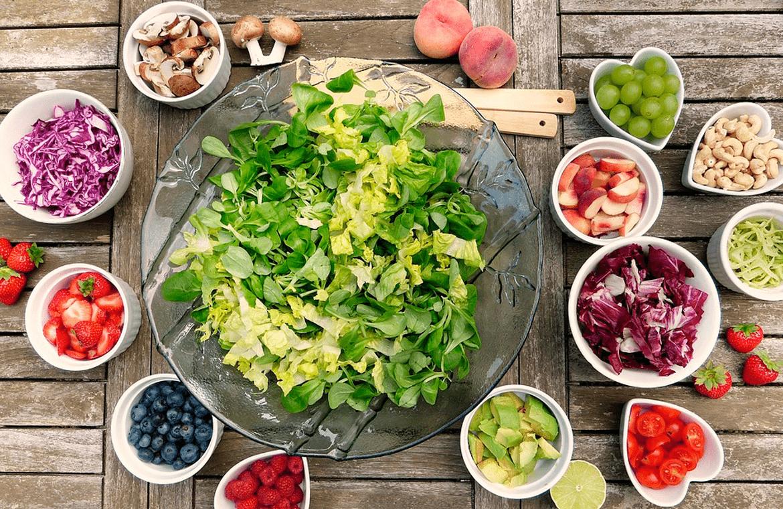 ¿Cuáles son los alimentos más saludables para los españoles?
