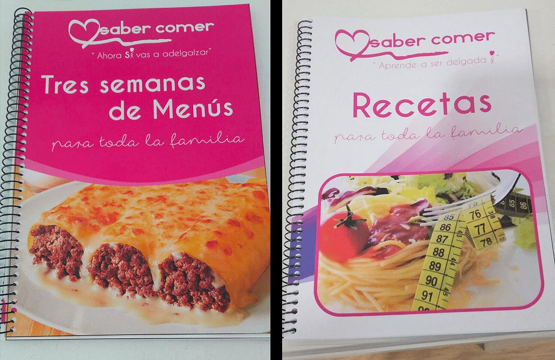 Saber Comer celebra su primer aniversario. También tenemos que celebrar el lanzamiento de nuestros dos primeros libros.