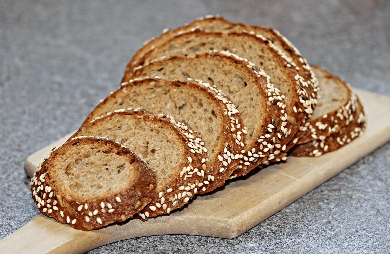 Las variedades de pan más saludables