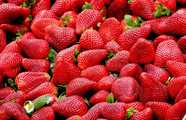 Los beneficios más desconocidos de la fresa