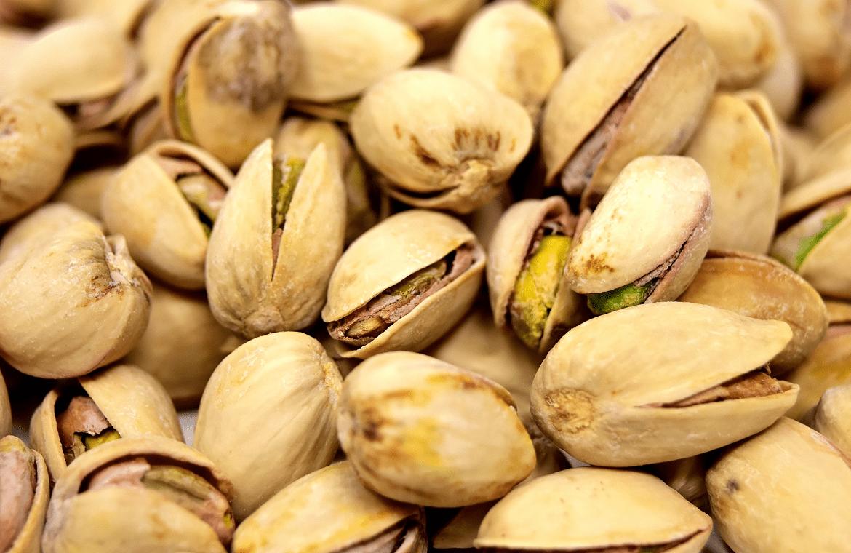 El pistacho, el fruto seco 'del amor'