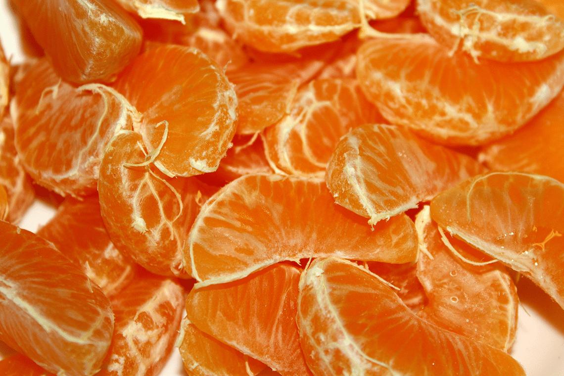 Lo mejor de cada cítrico. La mandarina es de las frutas más populares del mercado, por su bajo aporte calórico.