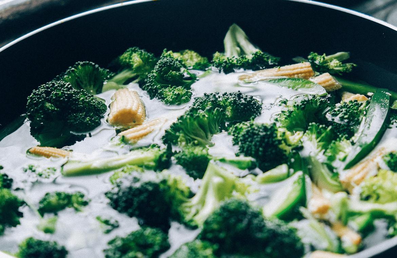 Dale una oportunidad al brócoli