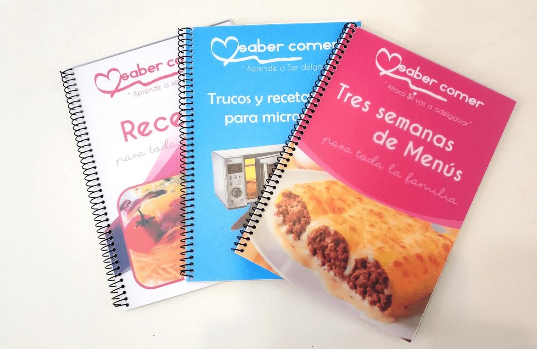 Con los libros de Saber Comer, cocinar será pan comido