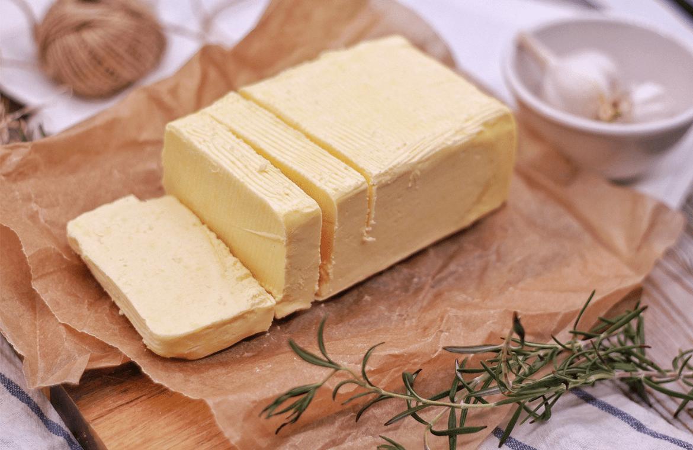 Diferencias y semejanzas de la margarina y la mantequilla