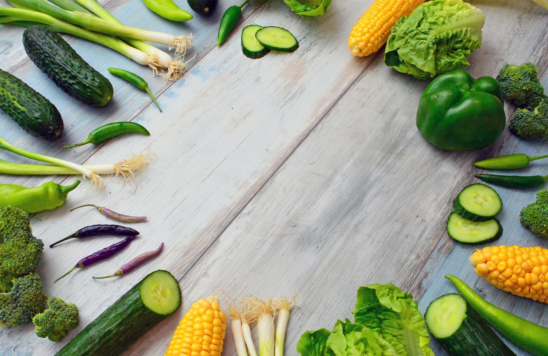 Alimentación saludable con el 'método del plato'