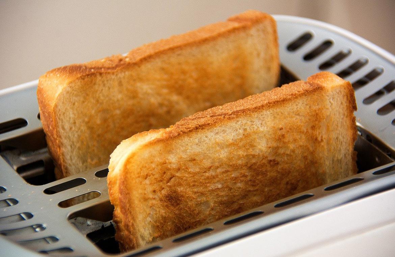¿Cuánto hay que tostar el pan?