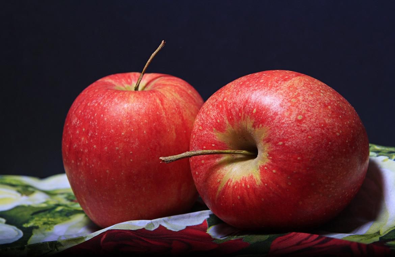 Los datos que debes conocer sobre la piel de la manzana